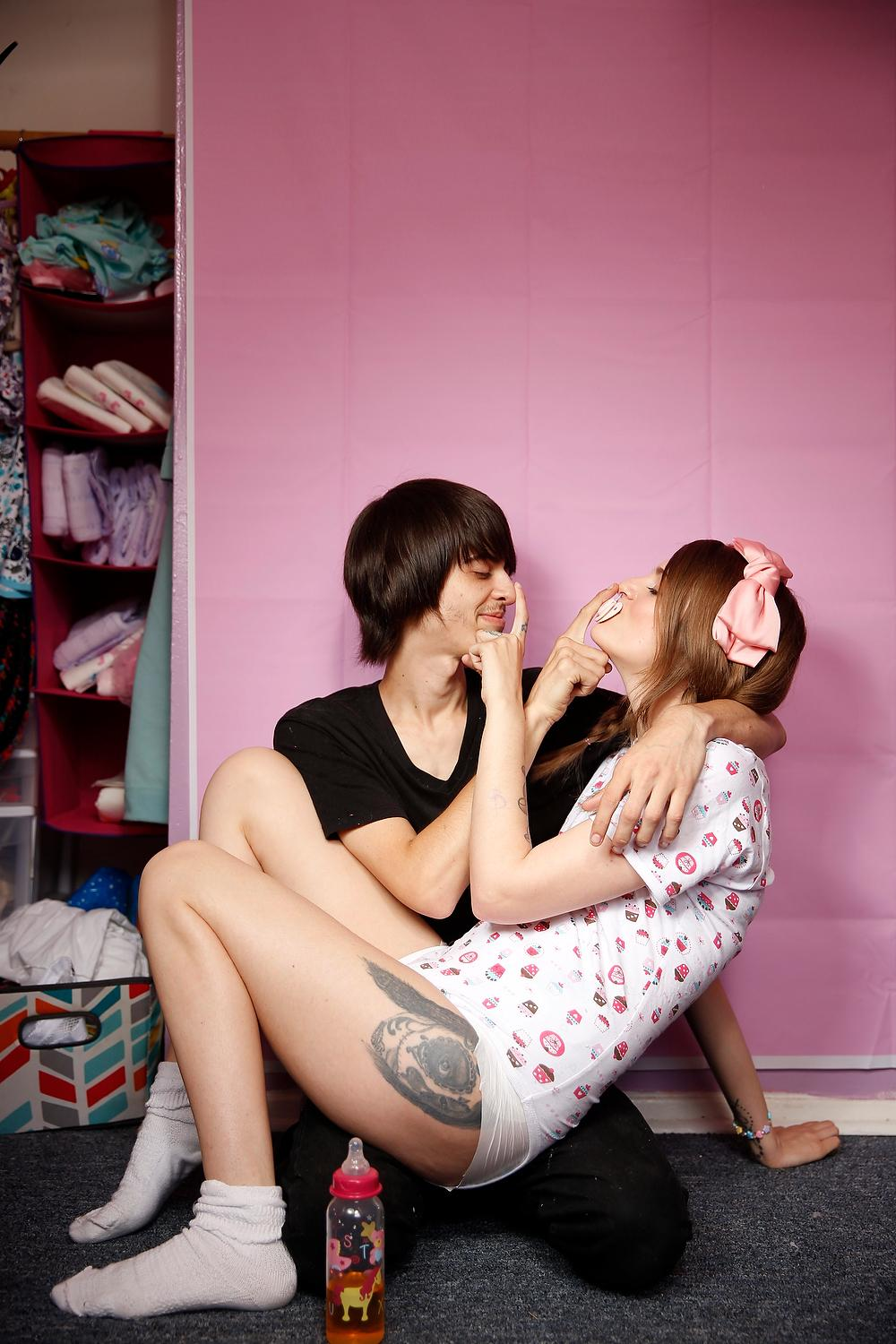 teen lesbian best friends strapon