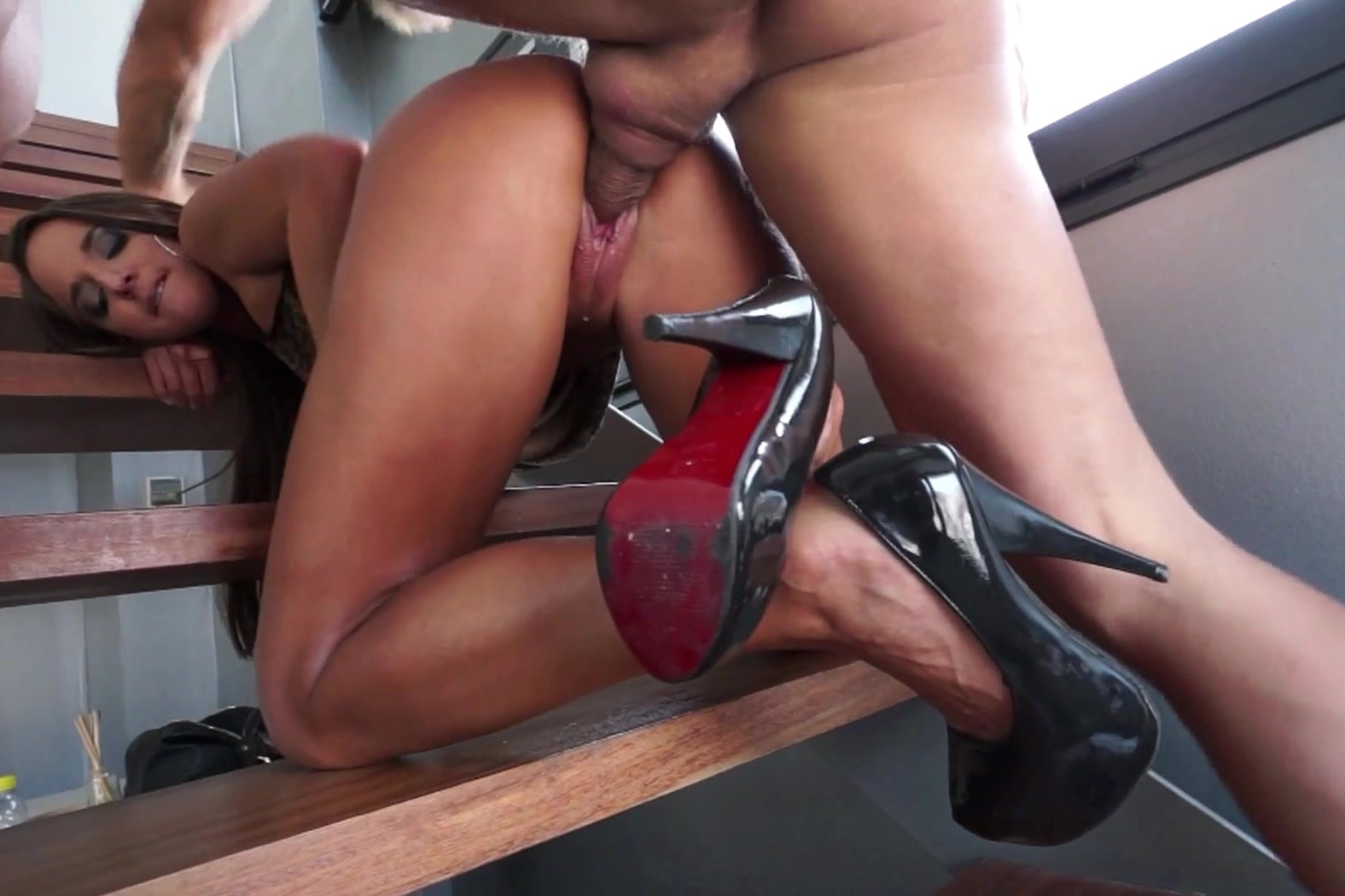 hot woman fucked by dog